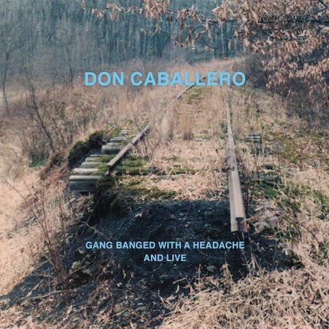 Don Caballero Gang Banged live