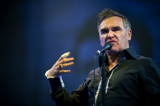 Morrissey puts US tour on hold