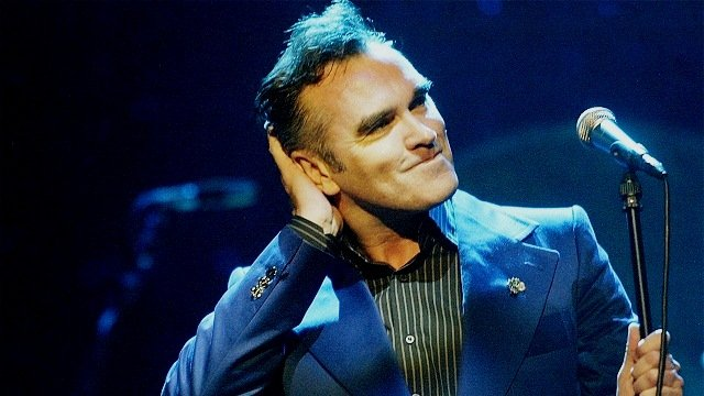 Morrissey postpones US tourdates (Fans are hereby not advised to try to cheer up listening to Morrissey)