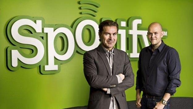 Spotify hemorrhaging money, possibly boned