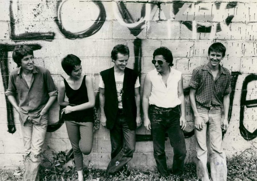 Toy Love (Chris Knox/Flying Nun) reissue long-lost live LP this month on Goner