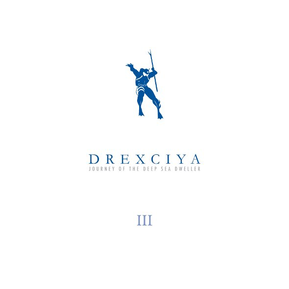 Drexciya compiled for the third time (out of four) on Journey of the Deep Sea Dweller III