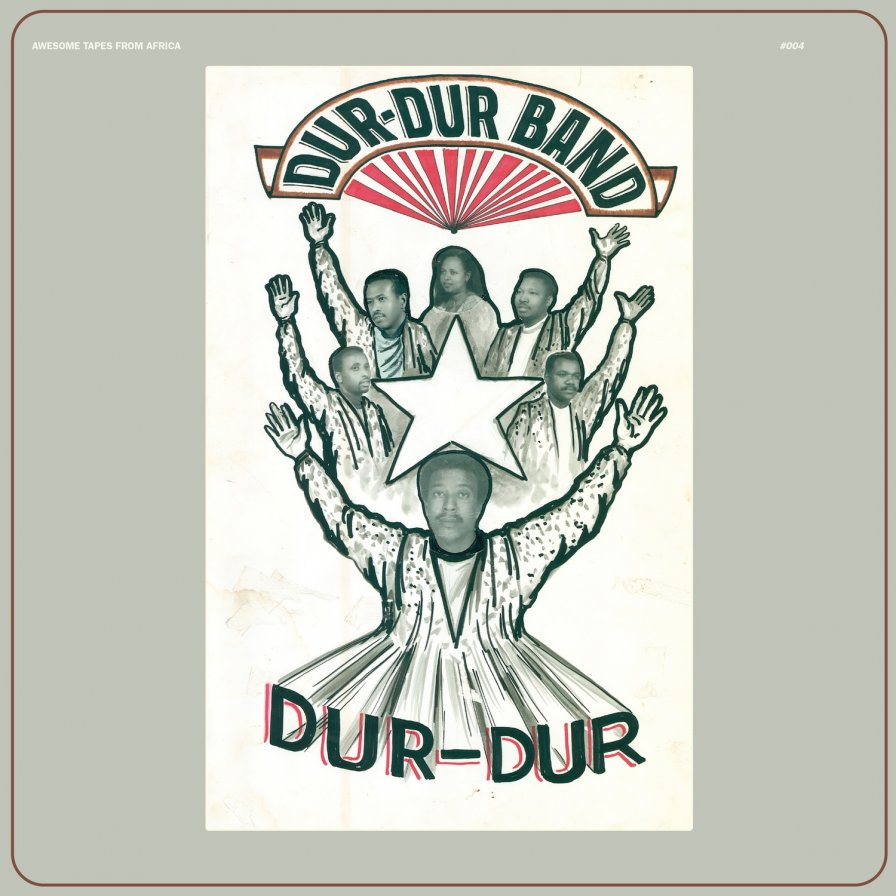 Awesome Tapes from Africa reissues 1987 cassette release from Mogadishu's finest, Dur-Dur Band