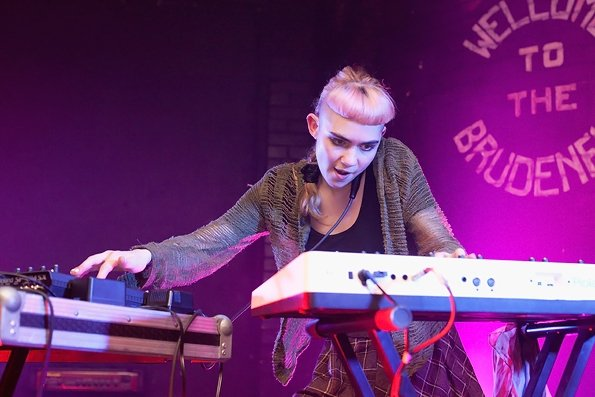 Grimes cancels European tour; get well soon, boo