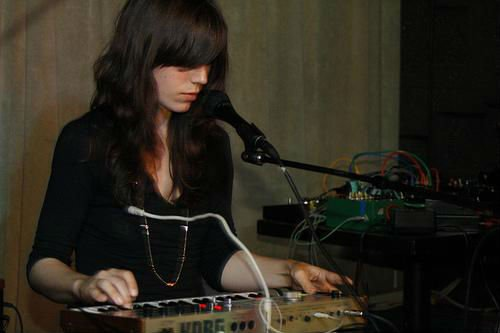 Domino makes ceremonial alliance with Julia Holter, reissues Ekstasis