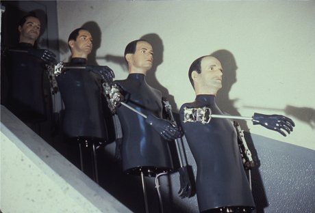 Kraftwerk perform each of their eight studios albums in their entirety, during eight heavenly Düsseldorfian nights
