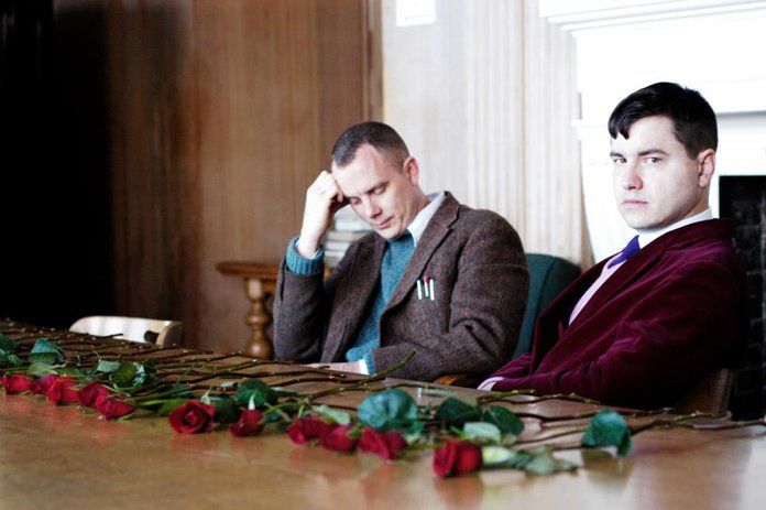 Matmos expecting! New album out in February on Thrill Jockey