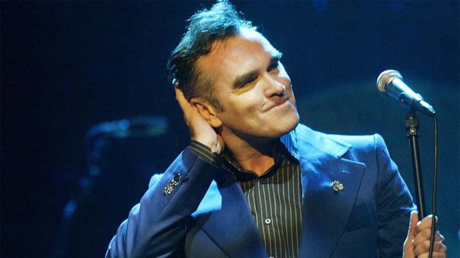 Morrissey's hair announces rescheduled US tourdates with Morrissey
