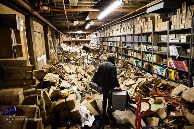 Norton Records needs your help recovering from Sandy damage