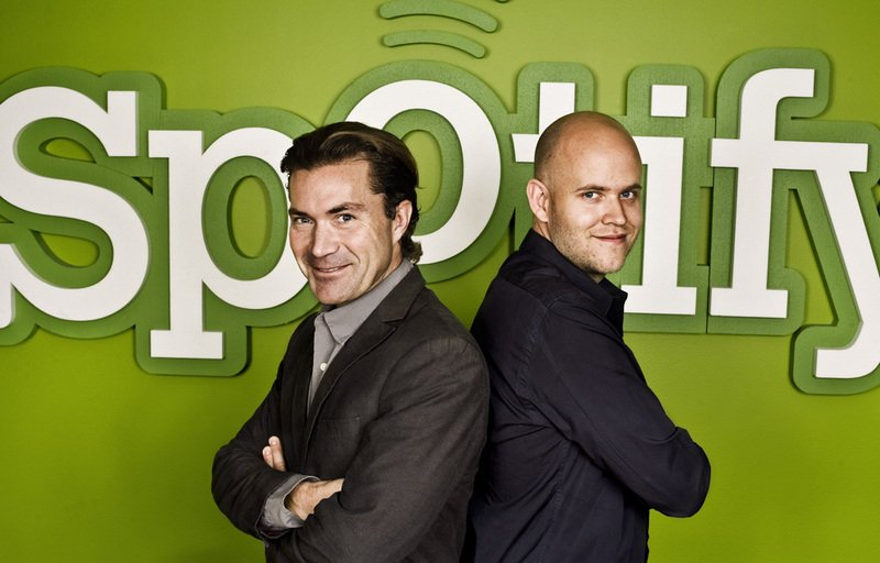 Spotify worth $3 billion without actually making any money
