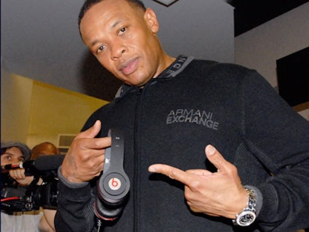 Dr. Dre tops Forbes' 2012 list of musicians who are always bringin' the Beats™