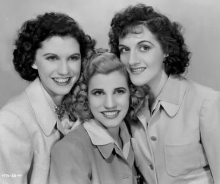 RIP: Patty Andrews of The Andrews Sisters