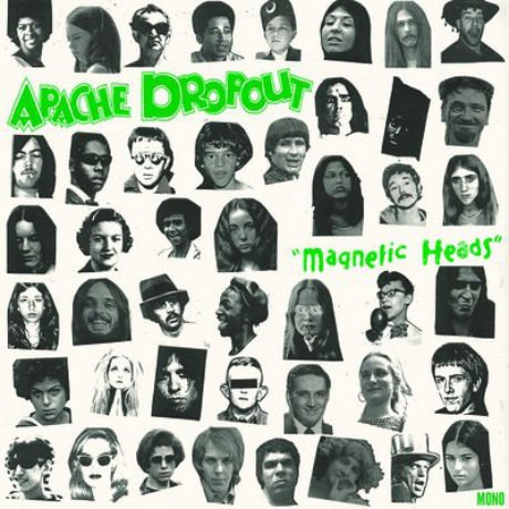 Apache Dropout drops in with new album, Magnetic Heads