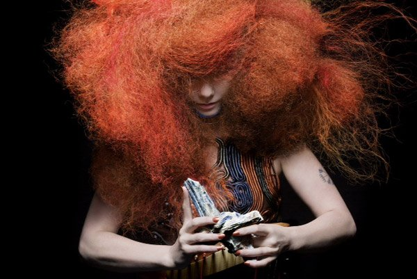 Björk starts Kickstarter to fund Biophilia apps for Android and Windows 8