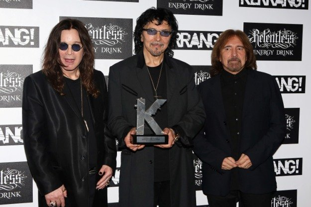 Black Sabbath announce reunion album 13, first new studio LP in 35 years