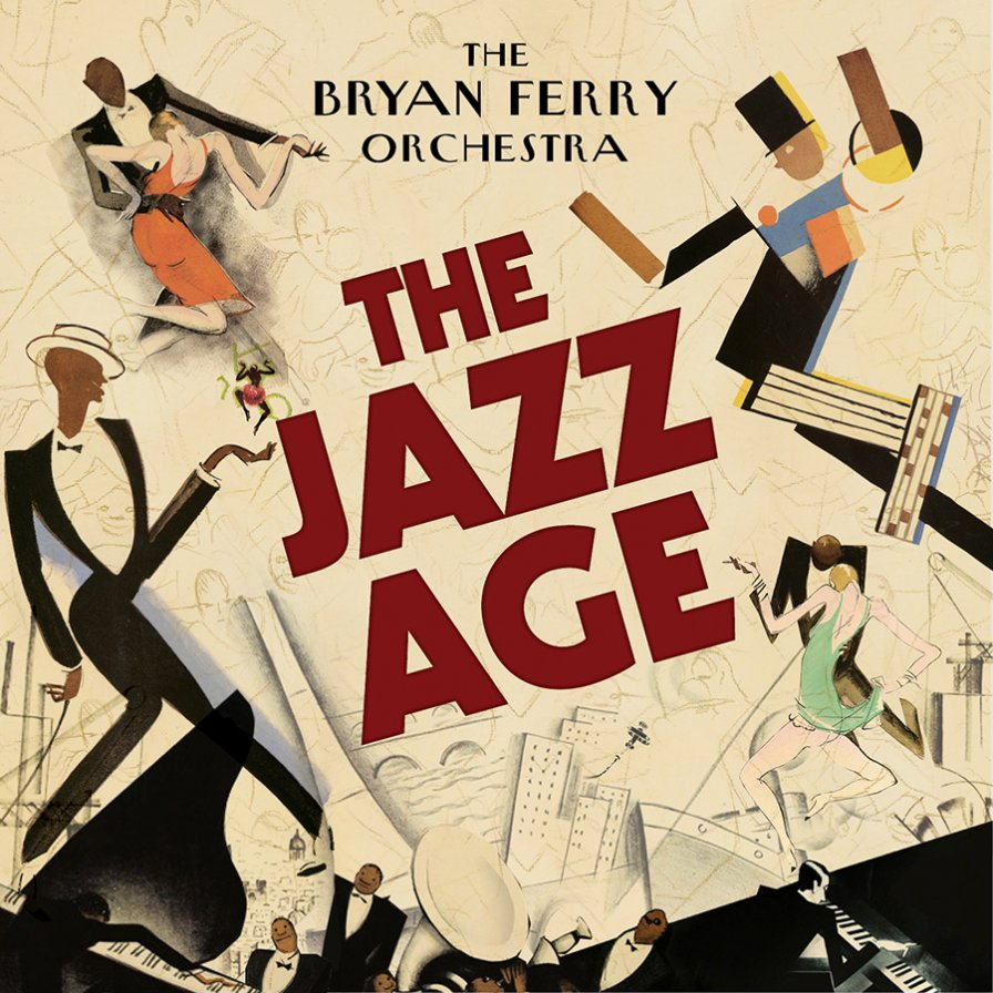Bryan Ferry's The Bryan Ferry Orchestra to release album of 1920s-style covers of Bryan Ferry-penned songs