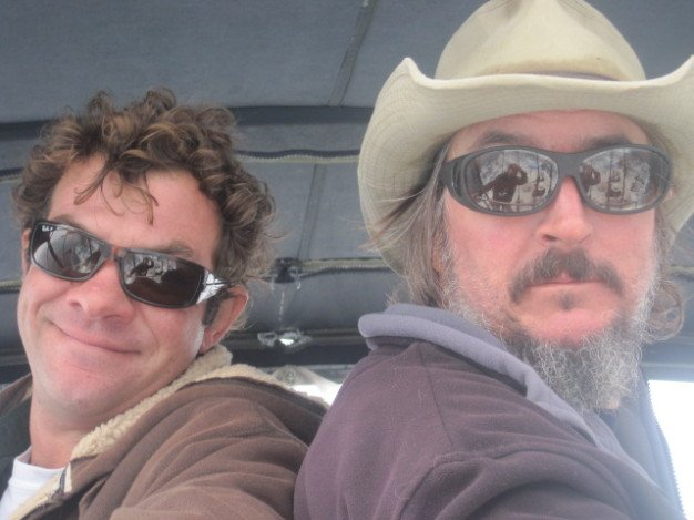Dean Ween and Les Claypool will soon have their own fishing show, because what the hell else are they going to do?