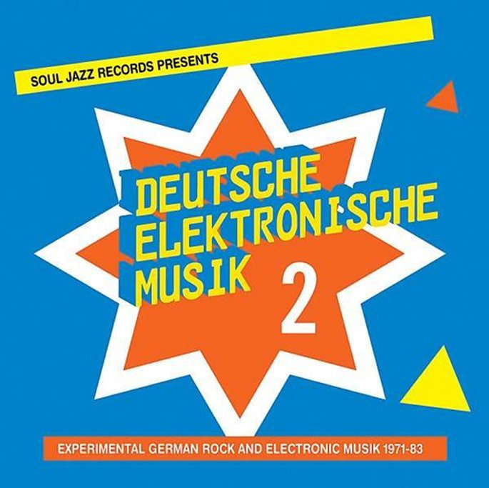 Soul Jazz's magical elves cook up another Deutsche Elektronische Musik compilation