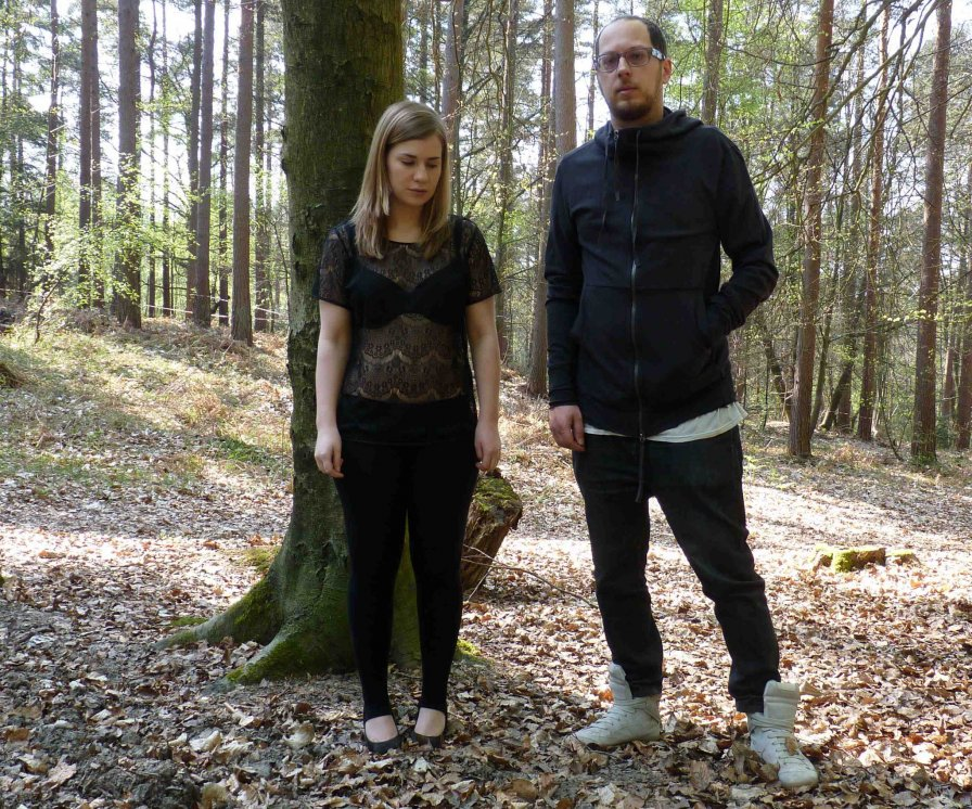 Heterotic (Planet Mu founder Mike Paradinas and Lara Rix-Martin) prep debut album Love & Devotion... aww