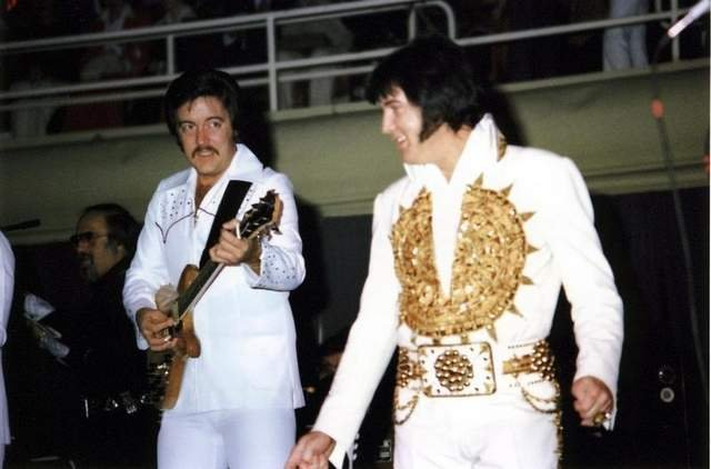 RIP: John Wilkinson, rhythm guitarist for Elvis Presley