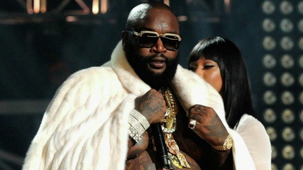 Rick Ross announces new album, Maybac... Mastermind