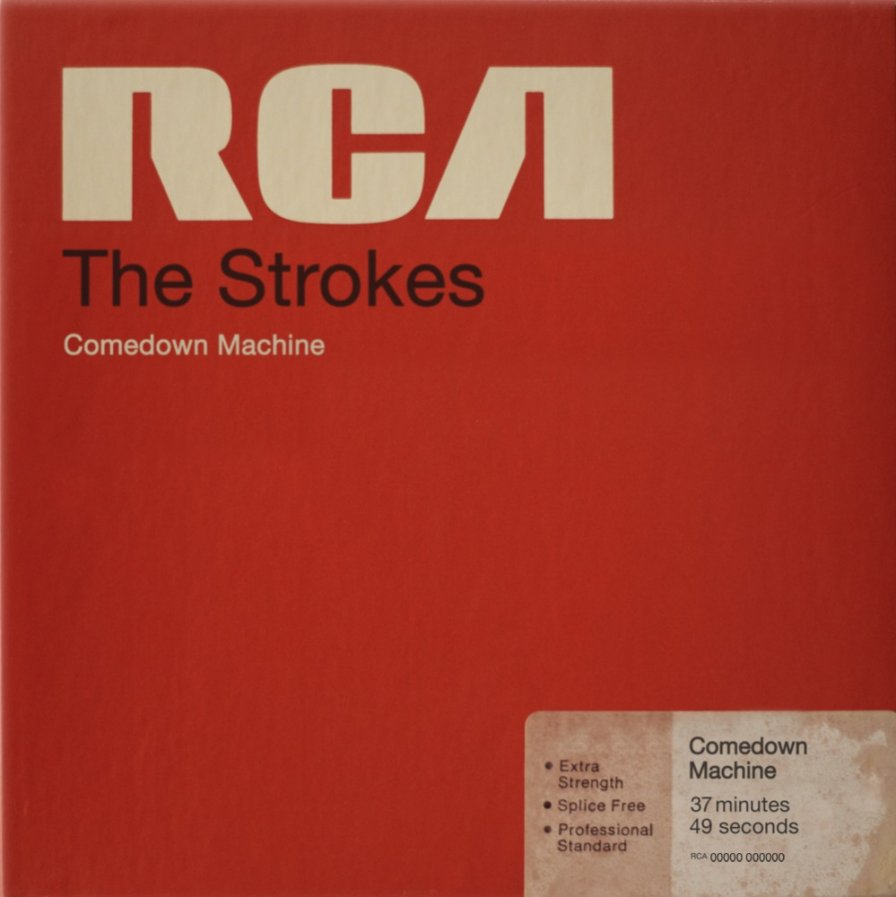 The Strokes will release Comedown Machine on March 26. GET EXCITED YOU GUYS.