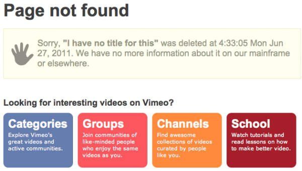 Vimeo feels the pressure of being second; record labels double down on copyright claims