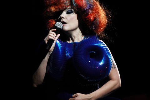 Björk cancels Kickstarter campaign for Windows and Android Biophilia apps; iPhone users gloat with poorly composed remixes