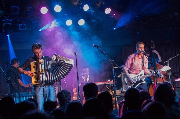 Calexico line up summer tour with festival dates and wrasslin' galore