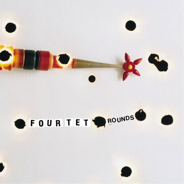 Four Tet celebrates circular objects, the 10th anniversary of Rounds with a reissue on Domino