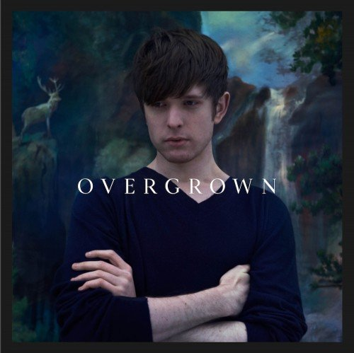 "James Blake shares details of Overgrown LP, with contributions from Brian Eno and RZA, who now call Blake ""Jimmy Digital"""