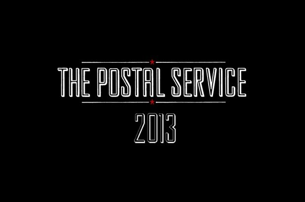 The Postal Service reissue Give Up, have the gall to announce reunion tourdates on a bunch of Saturdays