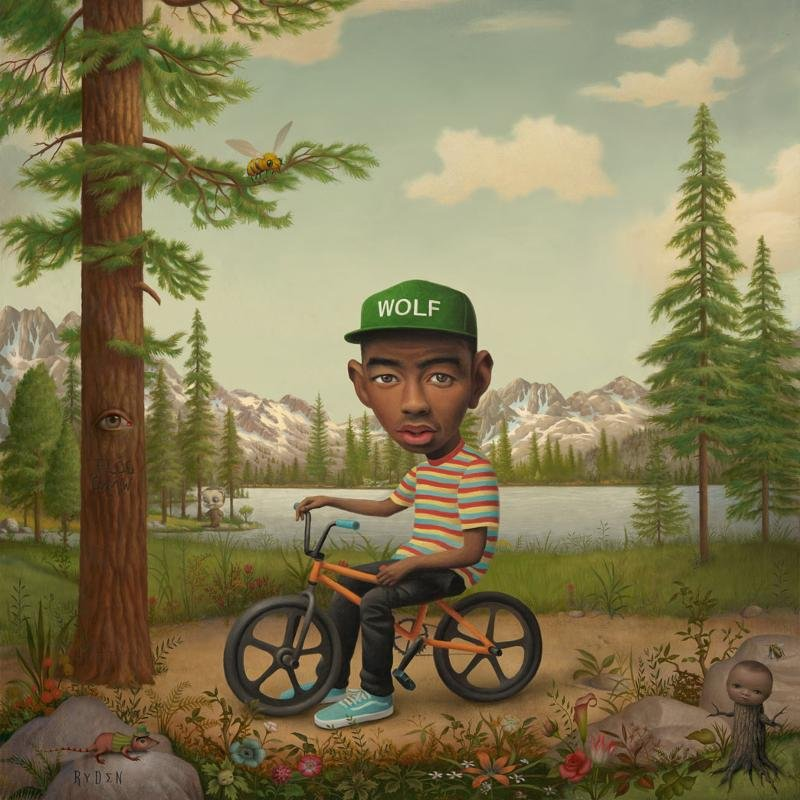 "Tyler, The Creator sets release date for Wolf, premieres new video for ""Domo 23,"" announces tour, exists paradoxically"