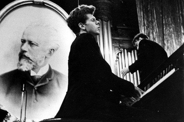 RIP: Van Cliburn, classical pianist