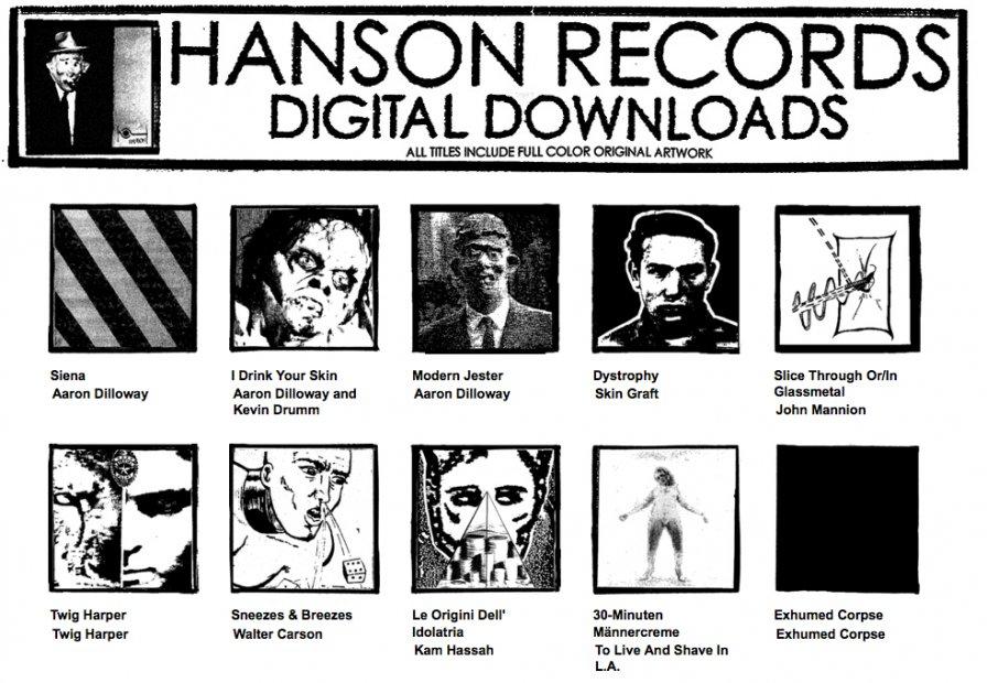 "Aaron Dilloway gives away free album ""Siena"" via Bandcamp"