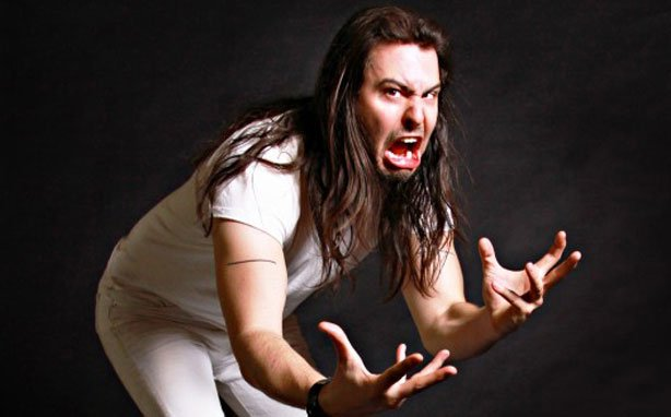 "Andrew W.K. to embark on ""Human Party Machine Solo Tour,"" which for most people is slang for ""eating mushrooms, then masturbating"""