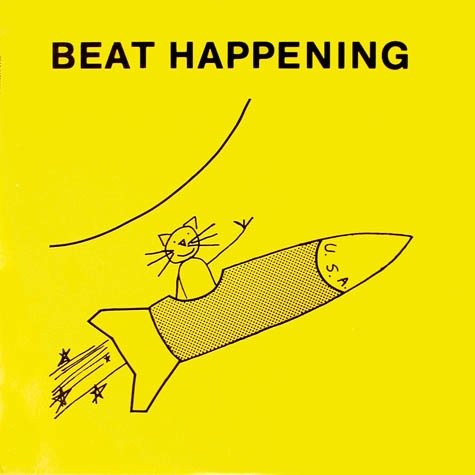 K Records reissue Beat Happening's debut, touch their past on the face, sigh nostalgically