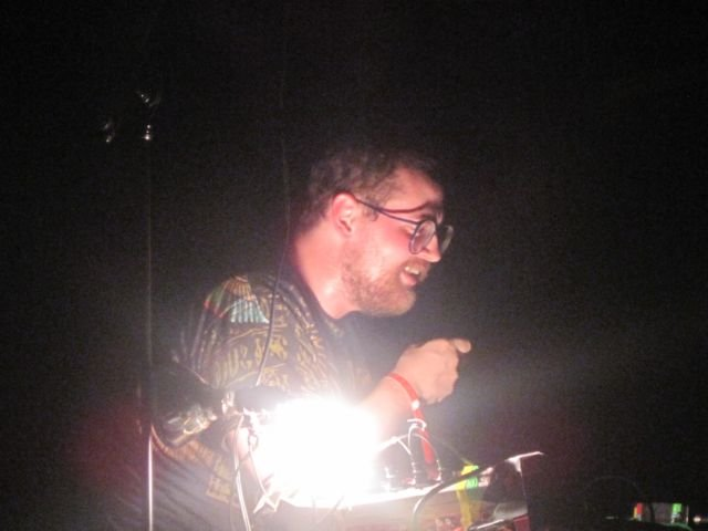 Dan Deacon taking a chance, remixing new Flaming Lips album in its entirety