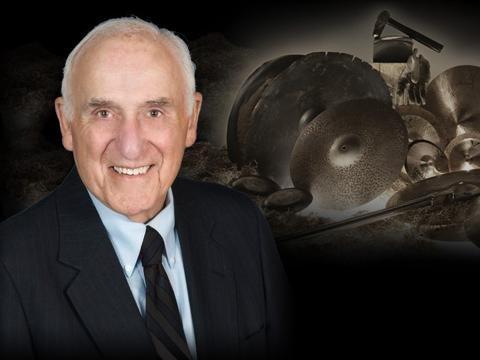 RIP: Robert Zildjian, founder of Sabian Cymbals