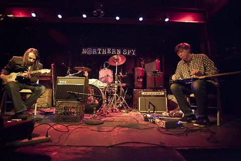 Thurston Moore and Loren Connors offer advice to those lost in hedge mazes in the form of a Record Store Day Exclusive on Northern Spy