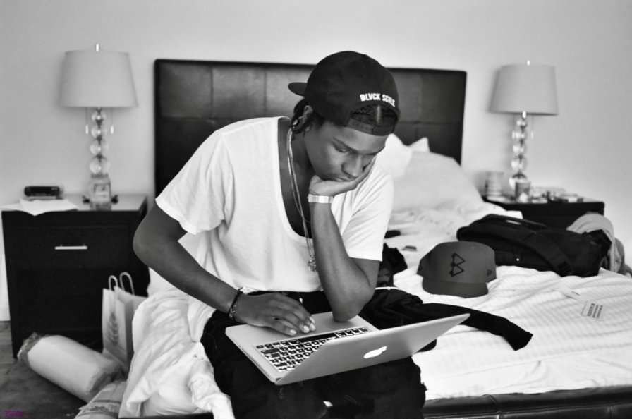 A$AP Rocky to release self-produced instrumental album, drop it whenever he damn well pleases