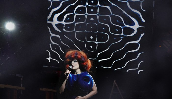 Björk comes down with Biophilia again, forcing her to cancel... wait, wha?? ADD a bunch of North American tourdates?!