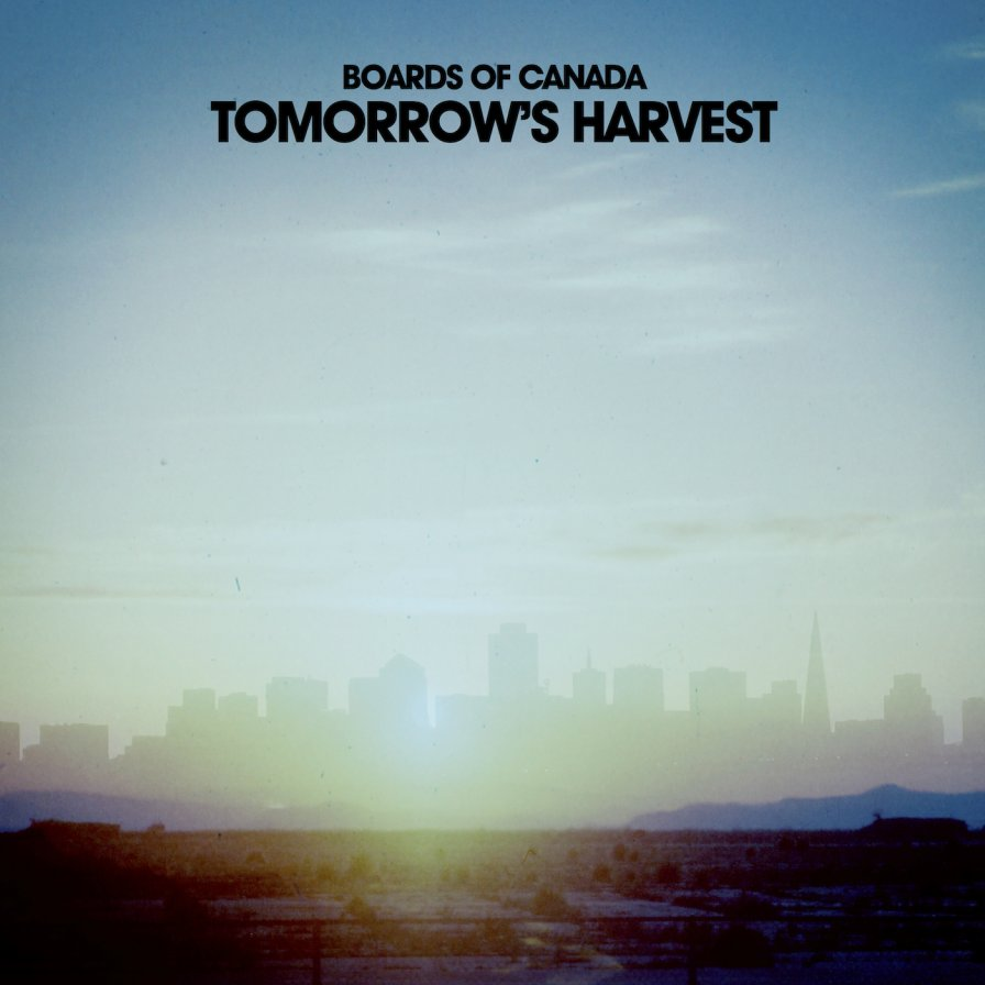 Boards of Canada announce new album Tomorrow's Harvest; my exclamation point key is now broken