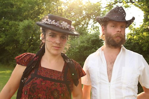 Will Oldham's facial hair finally validated as tourdates with Dawn McCarthy in Yukon Territory are announced