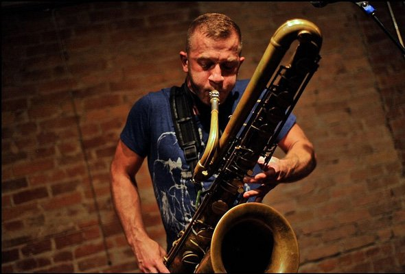 Colin Stetson finally admits that his lungs are fake, premieres two tracks from upcoming album, announces tour dates
