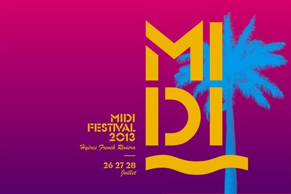 MIDI Festival announces its perfectly average-sized first wave of artists