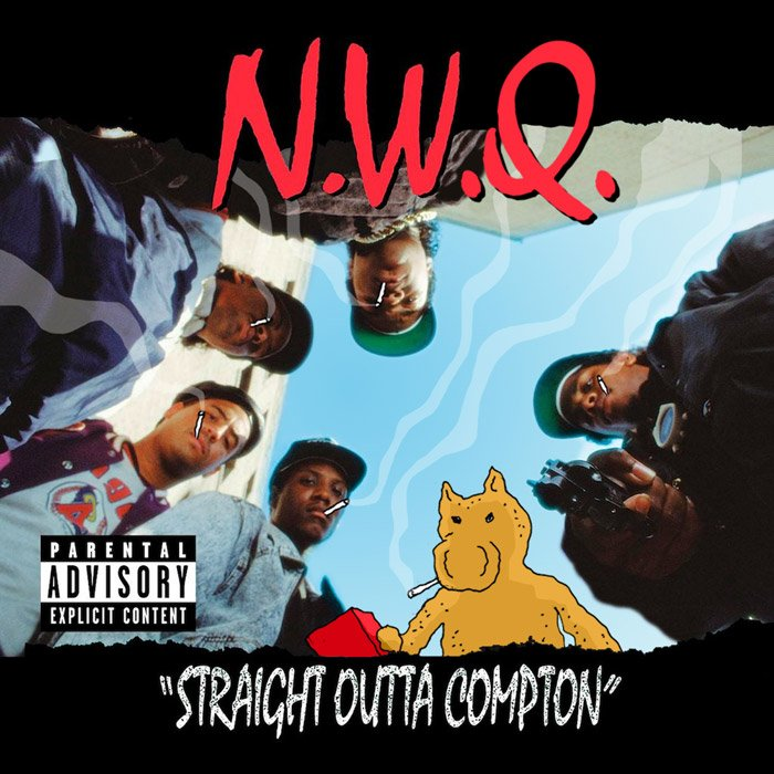 Quasimoto's new album Yessir Whatever is a rarities collection and is coming out in June on Stones Throw. There's really no reason to read on from here, actually.