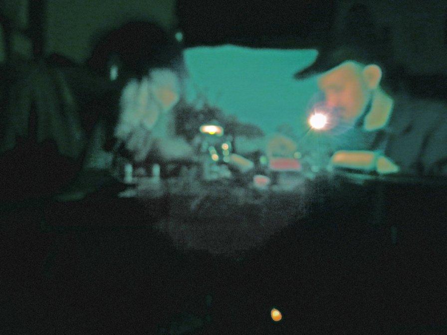 Robedoor releasing new album Primal Sphere on Hands in the Dark, attempting an apocalypse do-over