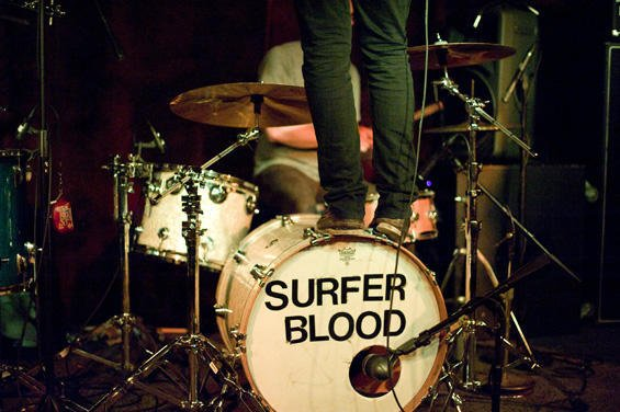 Surfer Blood announce sophomore record, tour, look for time machine to take them back to 1997