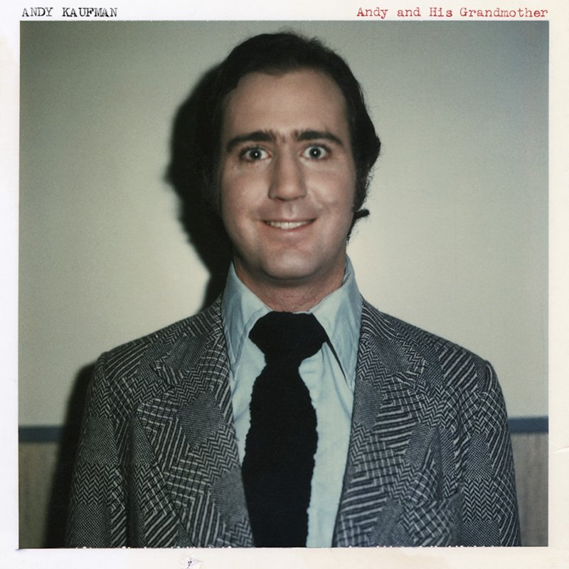 Drag City to release Andy Kaufman comedy record this summer! Bang, zoom, man on the moon!